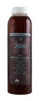 Jubali Herbal Infusions: Jubali NourishCleanse Front