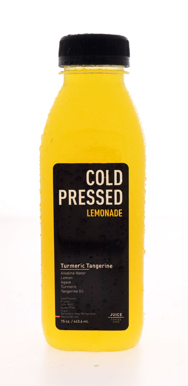 Juice Served Here Lemonade: ColdPressed TumTang Front