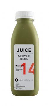14 - Matcha Milk