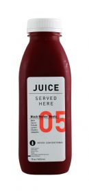 Juice Served Here: JuiceServed BlockRockingBeets Front