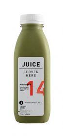 JuiceServed MatchaMilk Front