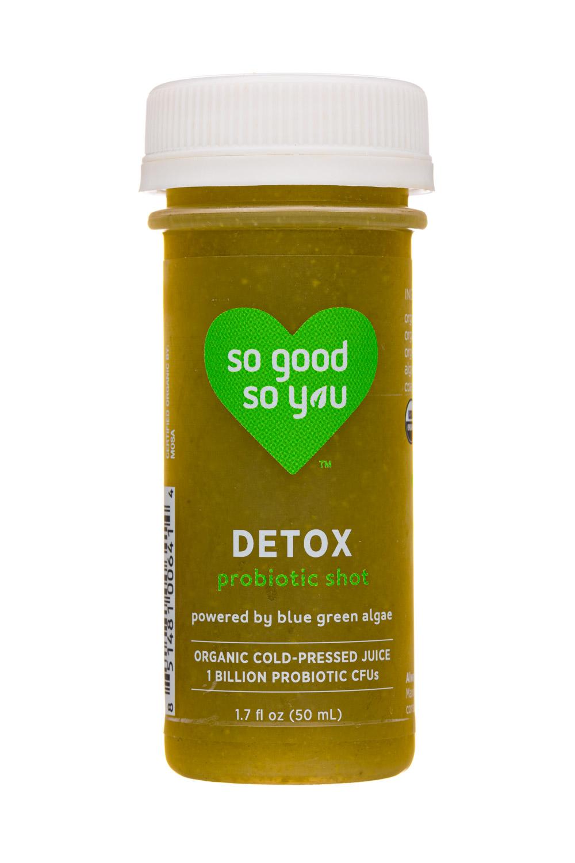DETOX Probiotic Shot