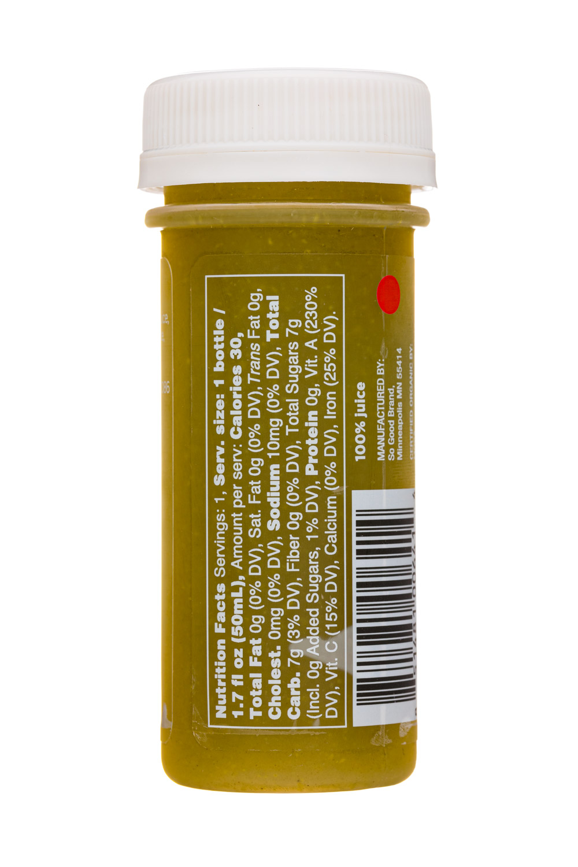 So Good So You: JuiceSoGood-2oz-2020-ProbioticShot-Detox-Facts