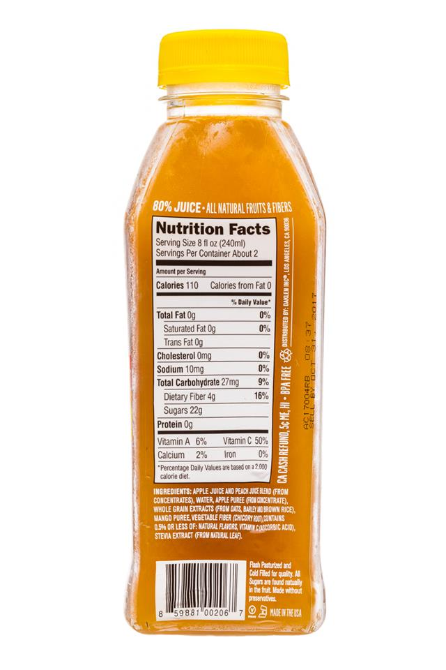 Juiceology: Juiceology-15oz-RadiantBoost-Facts
