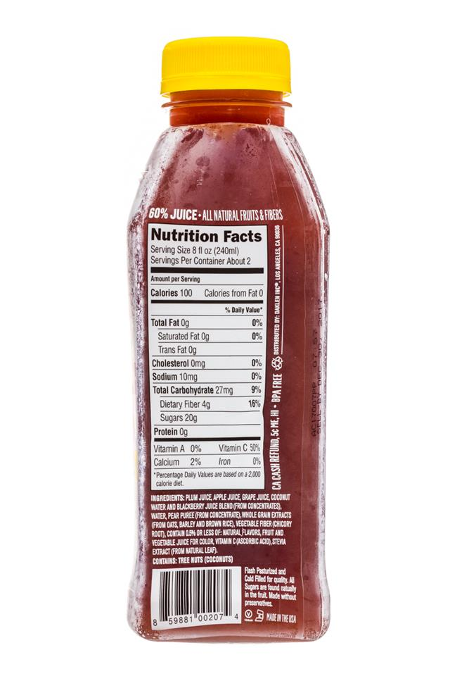 Juiceology: Juiceology-15oz-PurplePotential-Facts