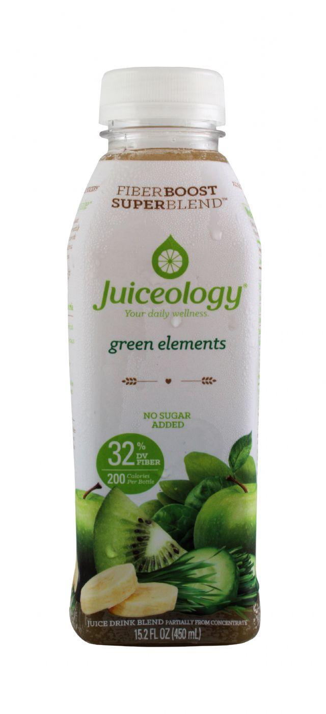 Juiceology: Juiceology GreenElements Front