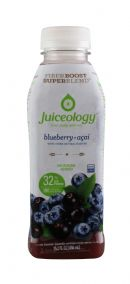 Juiceology: Juiceology BlueAcai Front