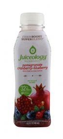 Juiceology: Juiceology PomCranBlue Front
