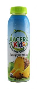 Juicera Kids: Juicera PinePower Front