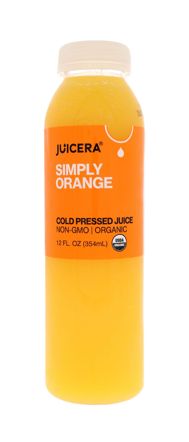 Juicera: Juicera Orange Front