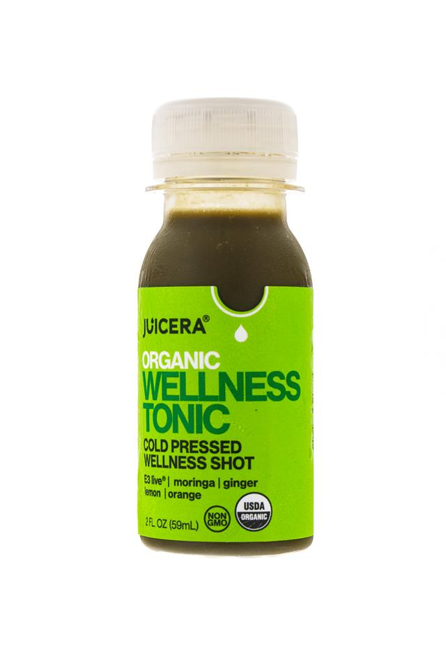 Juicera: Juicera-WellnessTonic-Front