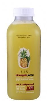 Pineapple Jamu (2014)