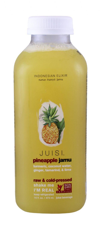 Juisi: Juisi PineappleJamu Front