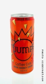 Jump Coffee Energy Cola