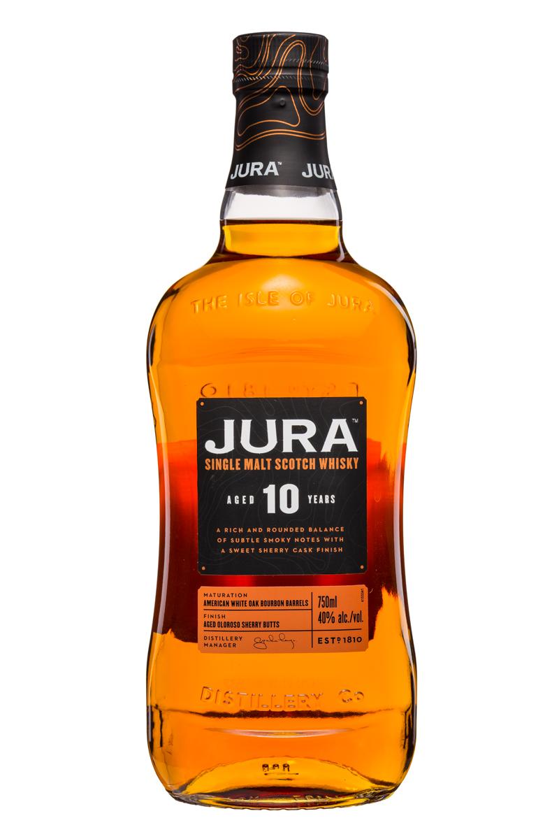 Single Malt Scotch Whiskey- Aged 10 years