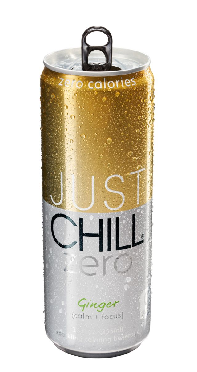 Just Chill: JustChill_Ginger_Front
