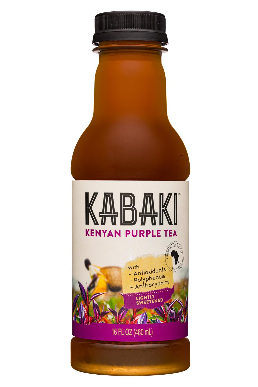 Kenyan Purple Tea - Lightly Sweetened