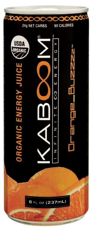 KaBoom Infinite Energy: Orange Buzzzz