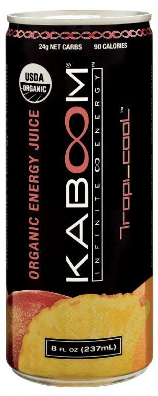 KaBoom Infinite Energy: Tropicoool