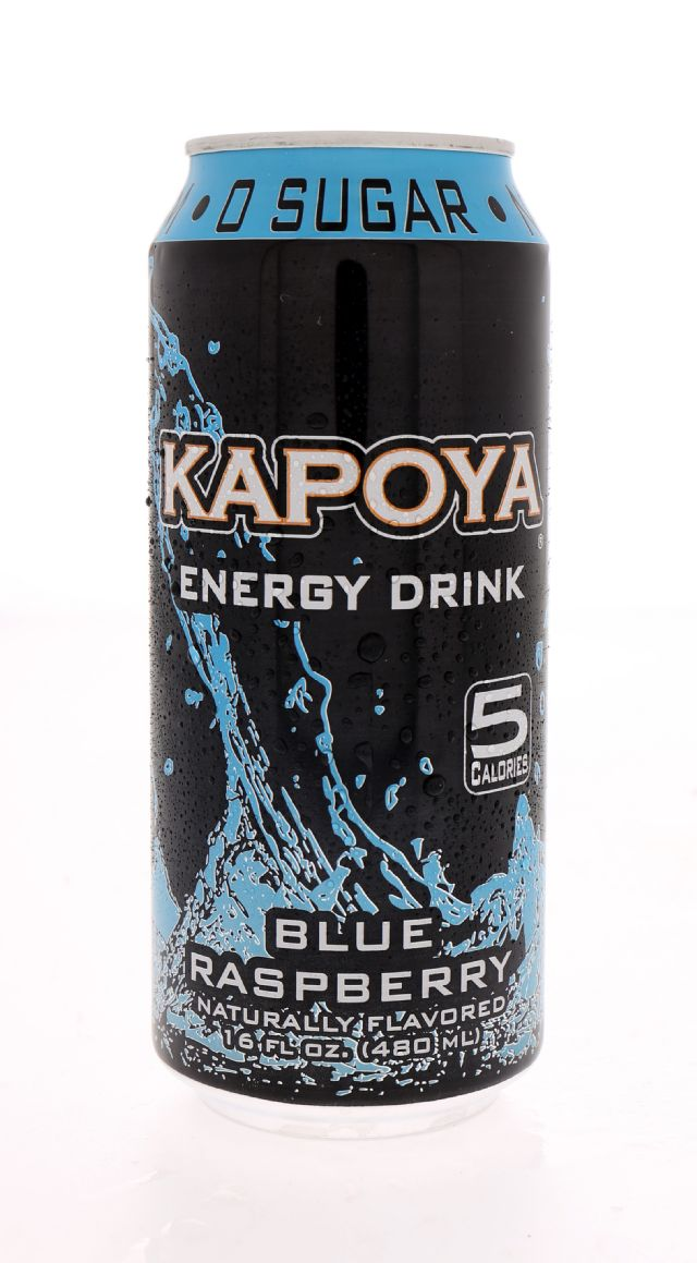Kapoya Energy : Kapoya BlueRasp Front