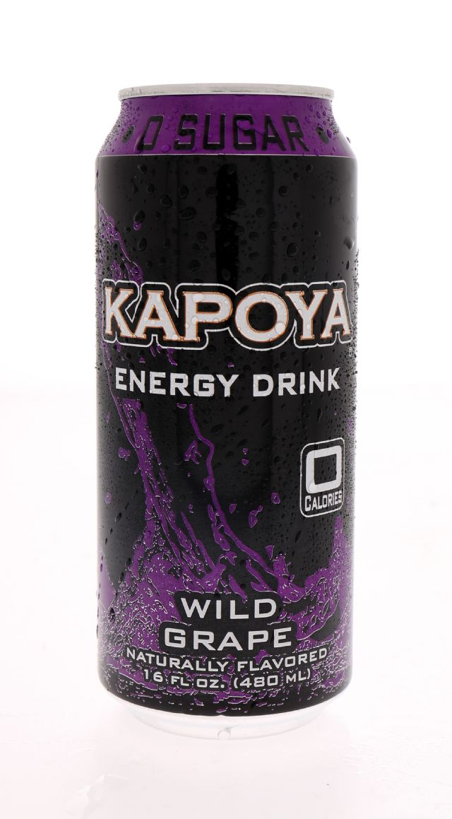 Kapoya Energy : Kapoya WildGrape Front