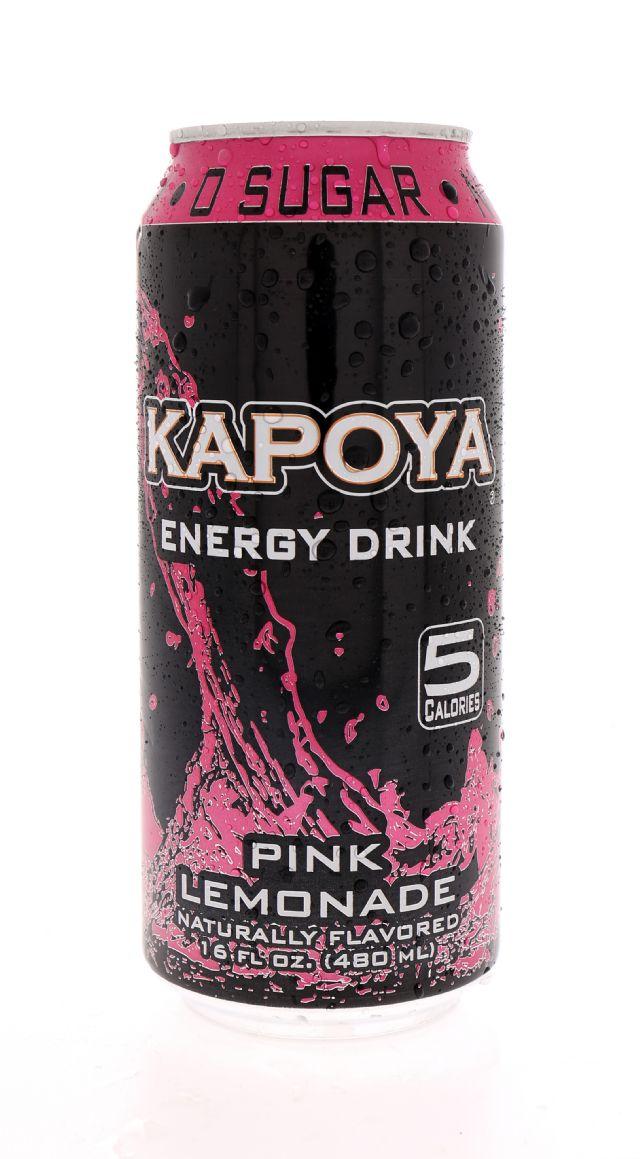 Kapoya Energy : Kapoya PinkLem Front