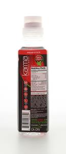 Karma Wellness Water: KarmaWellnessWater BerryCherry Back