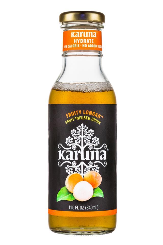 Karuna: Karuna-12oz-FruityLongan-Front