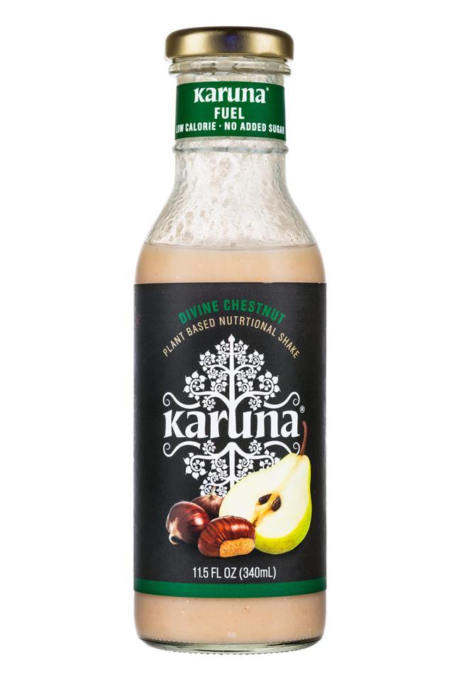 Karuna: Karuna-12oz-DivineChestnut-Front
