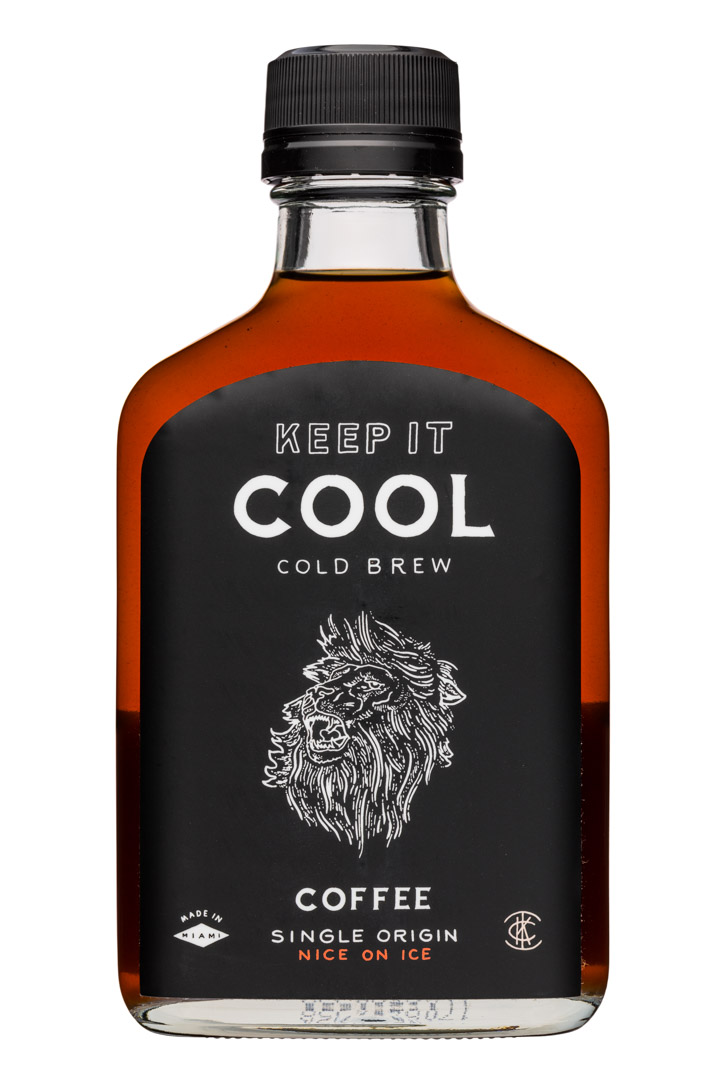 Keep It Cool Coffee: KeepItCool-Flask-ColdBrew-Coffee-Front