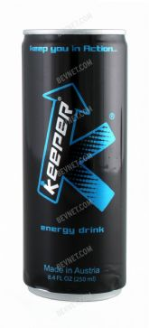 Keeper Energy Drink