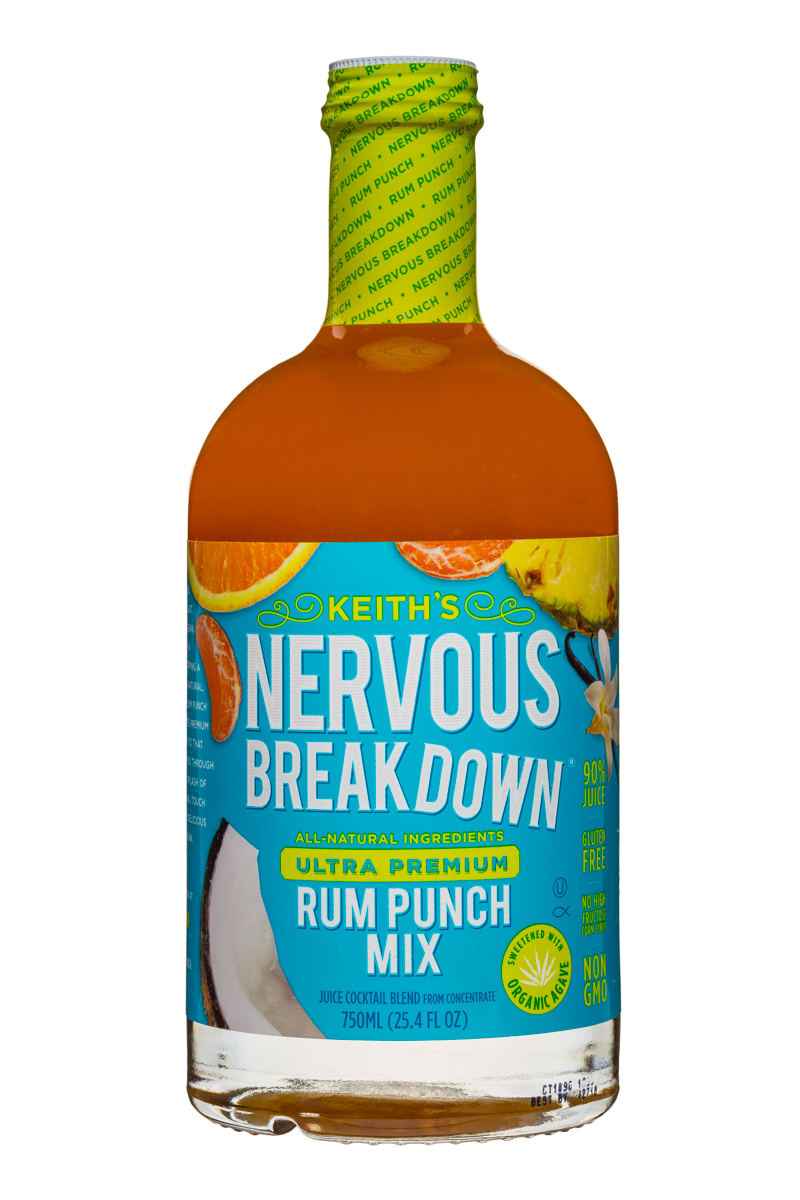 Ultra Premium Rum Punch Mix