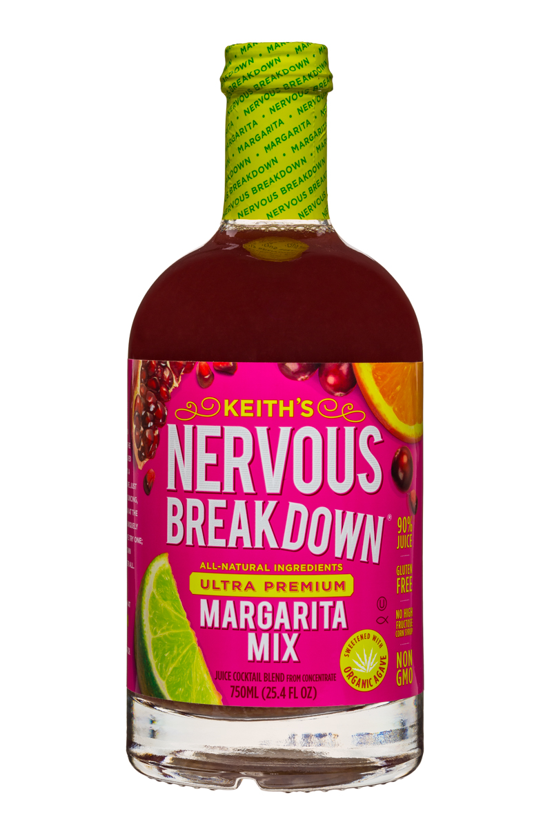 Ultra Premium Margarita Mix