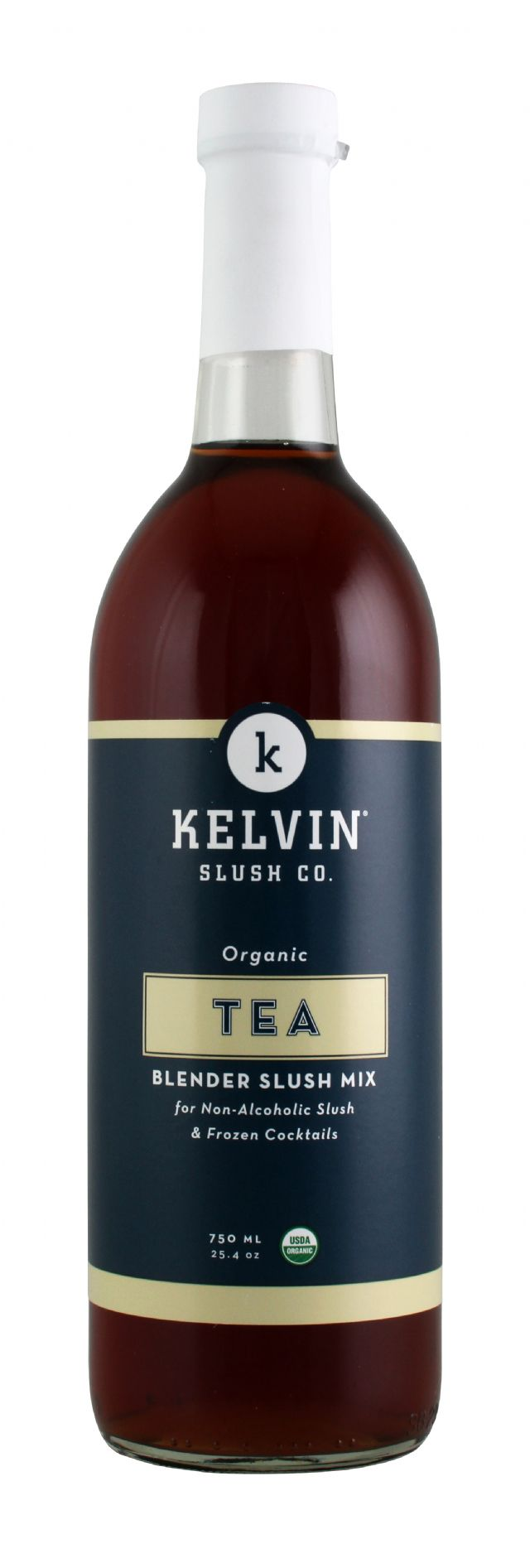 Kelvin Slush Co.: Kelvin Tea Front