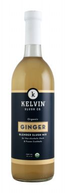 Kelvin Slush Co.: Kelvin Ginger Front