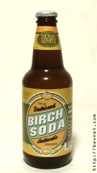 Old Fashioned Birch Soda