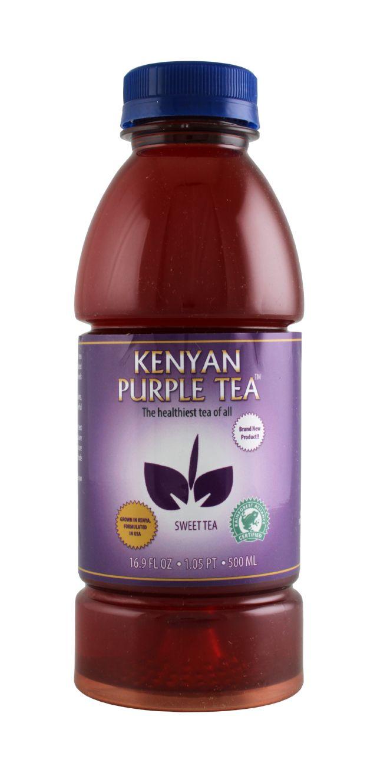 Kenyan Purple Tea: KenyanTea Sweet Front