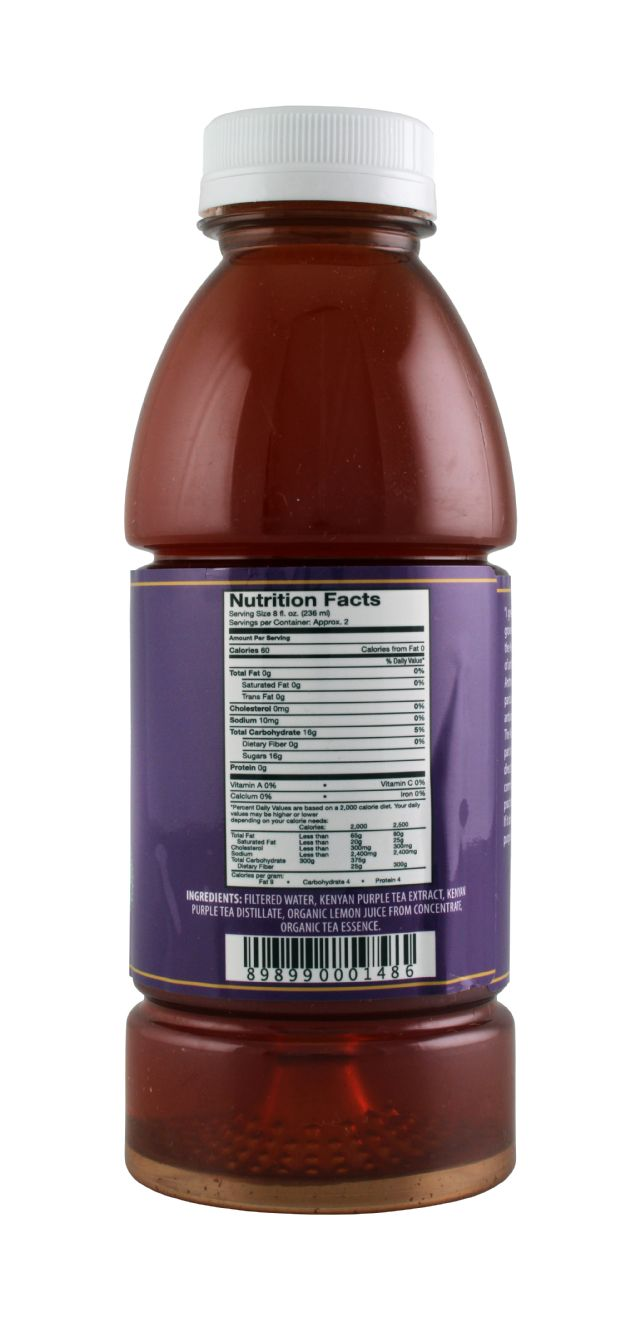 Kenyan Purple Tea: KenyanTea Unsweet Facts