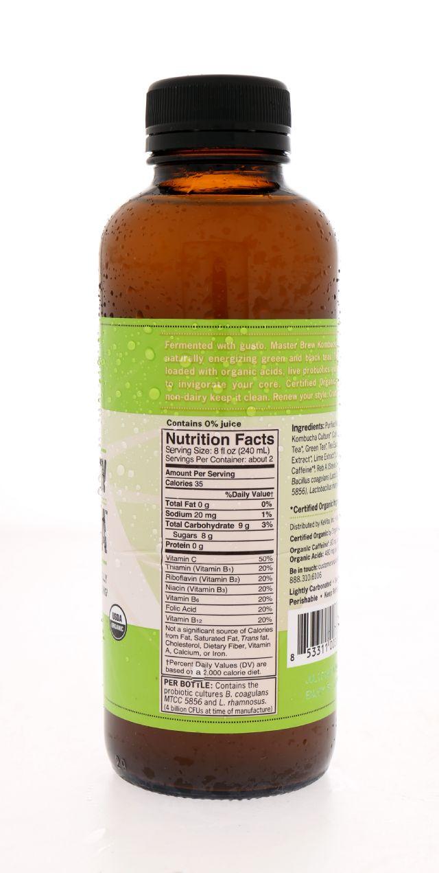KeVita Master Brew Kombucha: KeVita Citrus Facts
