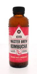 KeVita Master Brew Kombucha: KeVita Dragon Front
