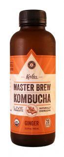 KeVita Master Brew Kombucha: Kevita Ginger Front