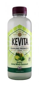 KeVita: Kevita MojitaLimeMintCoco Front