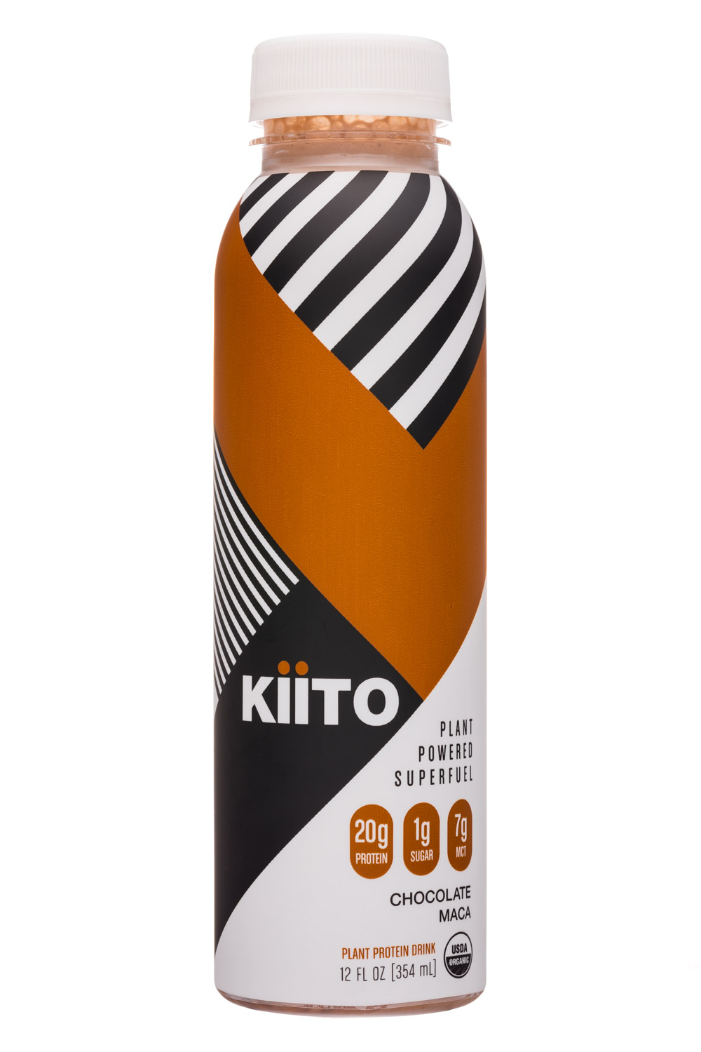 KiiTO: Kiito-12oz-SuperFuel-ChocMaca-Front