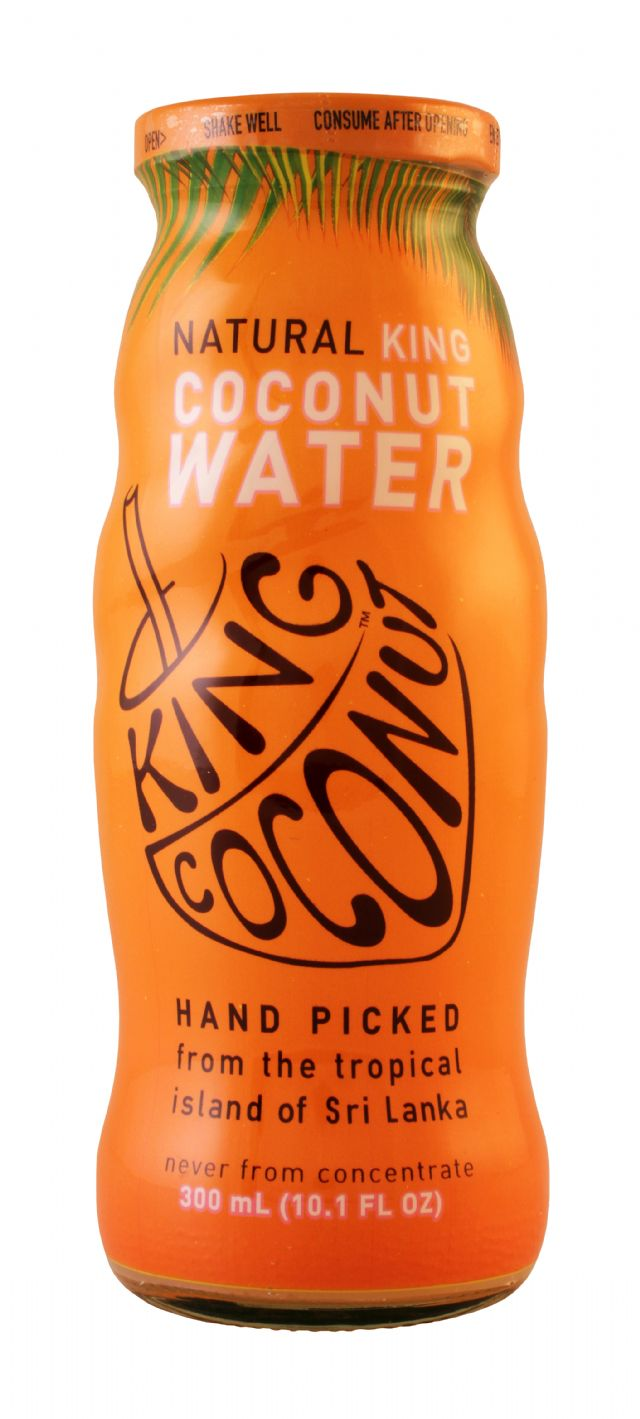 King Coconut Water: KingCoconut Front
