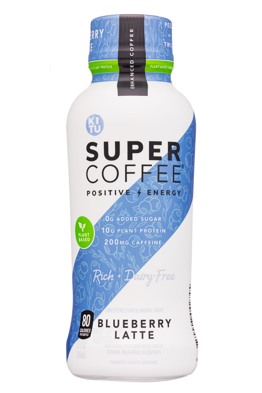 Super Coffee - Blueberry Latte