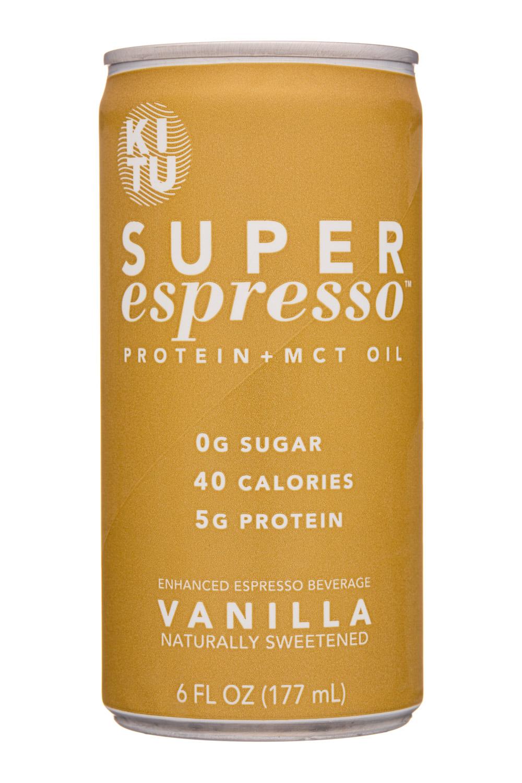 Super Espresso - Vanilla