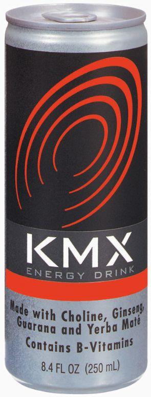 KMX Energy Drink: KMX Energy Drink- KMX Orange