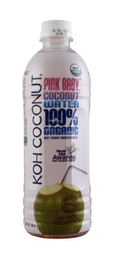 Pink Baby Coconut Water - 16.9