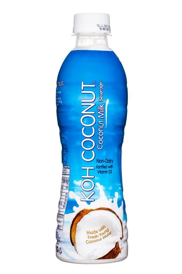 Koh Coconut: KohCoconut-12oz-CoconutMilk-Front