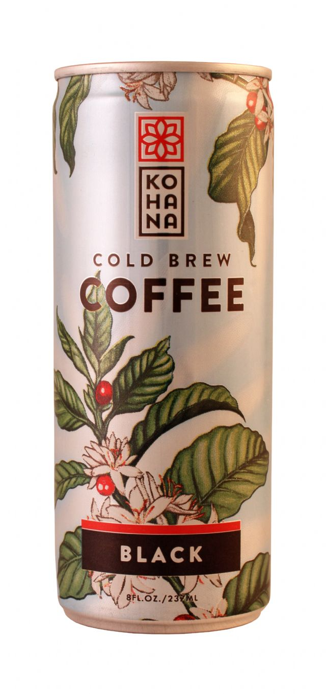 Kohana Cold Brew: KOHANA Black Front